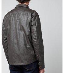 belstaff men's dunstall jacket - granite grey - xxl