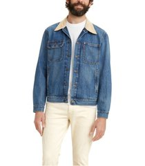 levi's men's stock trucker jacket