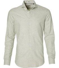 jac hensen premium overhemd - slim fit -grijs