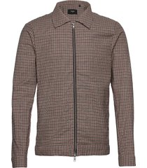 mabro overshirts bruin matinique