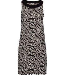 dress americ kort klänning svart tom tailor