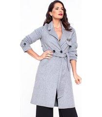 abrigo francine gris le civette