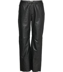 marvella pa leather leggings/broek zwart part two