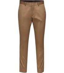 tord kostuumbroek formele broek bruin tiger of sweden