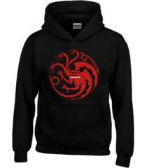 ***buzo capota  game of thrones targaryen