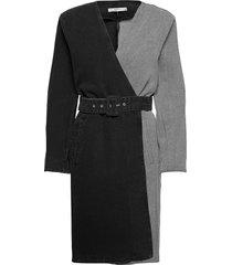 sillagz blazer dress dresses everyday dresses grå gestuz