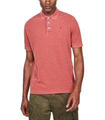 g-star raw men's halite polo shirt, created for macy's