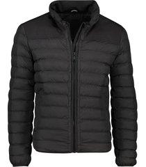 airforce padded jacket zwart