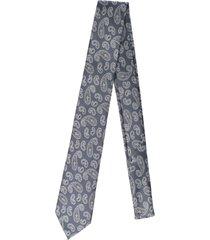 gravata alfaiataria burguesia jacquard 1260 fios grafite