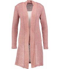 glamorous roze vest
