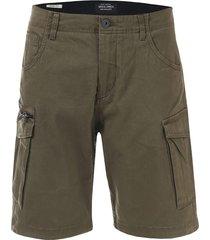 mens basic cargo shorts