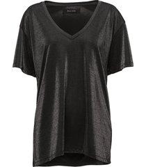 vigil t-shirt t-shirts & tops short-sleeved svart raiine