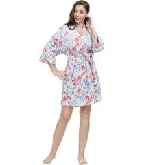 "artology women's kimono robe 36"" hps"