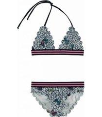 quapi multi butterfly bikini sis