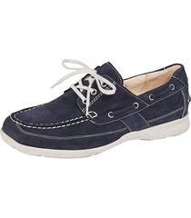 skor waldläufer marinblå