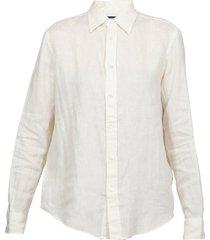 ralph lauren linen shirt