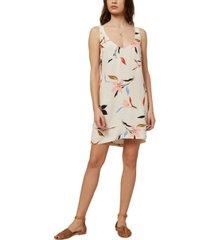 o'neill juniors' phan floral printed dress
