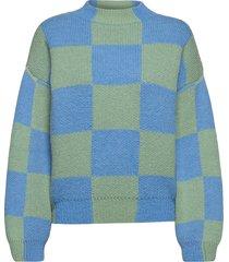 adonis, 1146 alpaca knit gebreide trui blauw stine goya