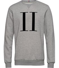 encore sweatshirt sweat-shirt tröja grå les deux