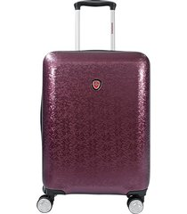 maleta de viaje swisspass magic 24 rojo- explora