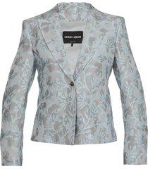 giorgio armani floral jaquard jacket