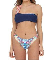 sea clothing one-shoulder bikini