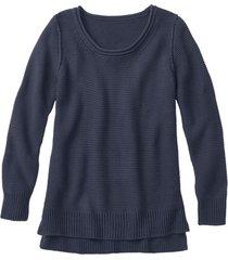 pullover, indigo 36/38