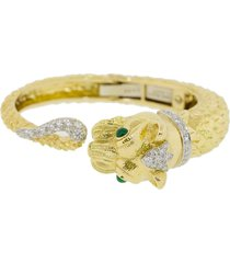 lion diamond bracelet