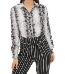 blusa estampada full print goauche