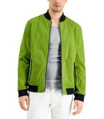 inc men's reversible bomber jacket, created for macy's