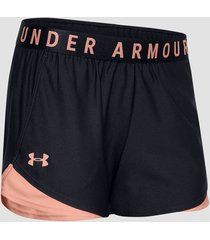 korte broek under armour play up shorts 3.0 women