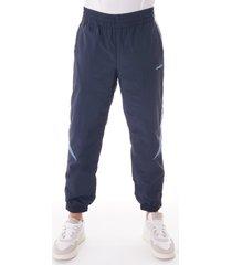 diadora mvb track pants - blue 173621-c2916