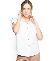 blusa eva blanco eclipse