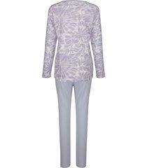pyjamas harmony rökblå::syren