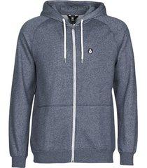 sweater volcom timesoft zip