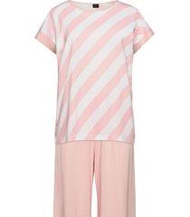 ladies pyjamas, kulma pyjamas rosa nanso
