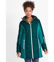 outdoor jas met reflecterende details