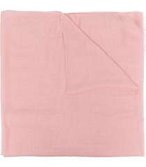 blanca vita abraham modal scarf - pink