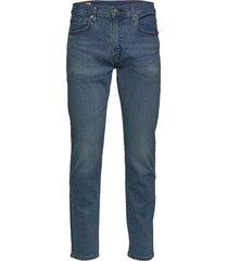 502 taper sage oceanside adv t slimmade jeans blå levi´s men