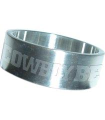 cowboy bebop stainless steel ring