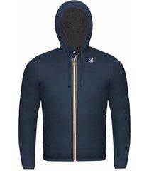 jacques nylon jersey jacket
