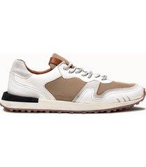 buttero sneakers futura colore bianco beige