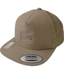 gorra para hombre hurley-beige