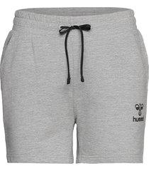 hmlnica shorts shorts flowy shorts/casual shorts grå hummel