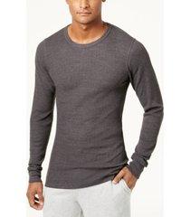 alfani men's thermal shirt, created for macy's