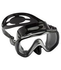 máscara de mergulho cressi liberty .