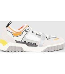 zapatilla le rua s rua sl low sneakers gris diesel
