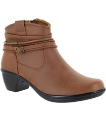 easy street wrangle western booties women's shoes