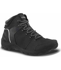 botas daytona negro para hombre croydon