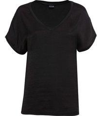 maglia bitessuto (nero) - bodyflirt